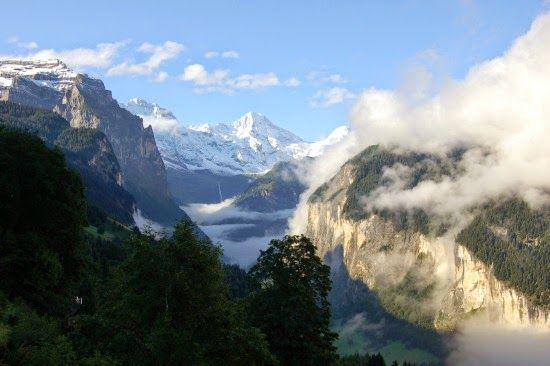 Travel: A Short Trip to Switzerland with Baby