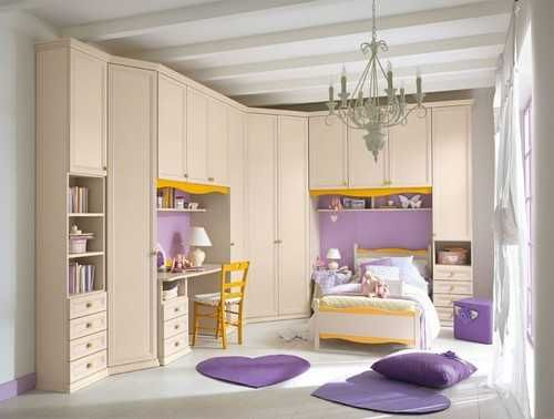 Selecting Beds for Kids Room Design, 22 Beds and Modern Children Bedroom Ideas