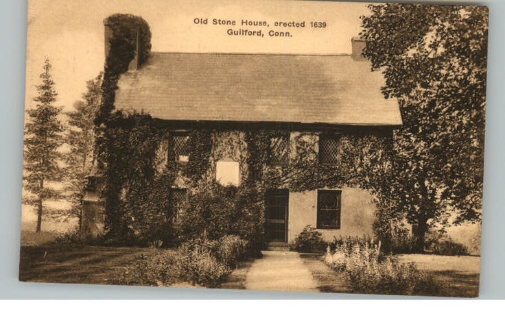 25 best guilford old stone house state museum images on for The guilford house
