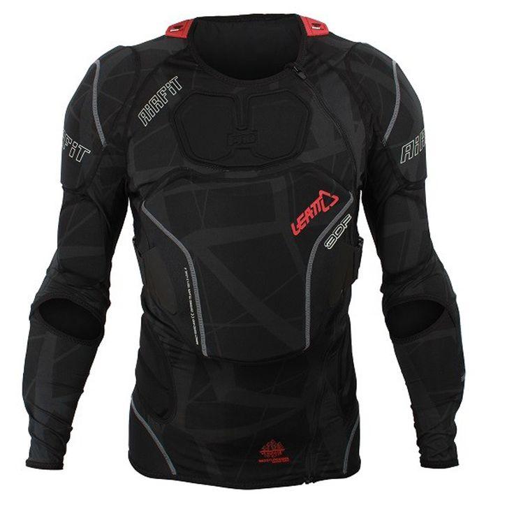 2014 Leatt 3DF Airfit Body Protector - 2014 Leatt Body Protection - 2014 Motocross Gear - by Leatt - 2014 Leatt 3DF Airfit