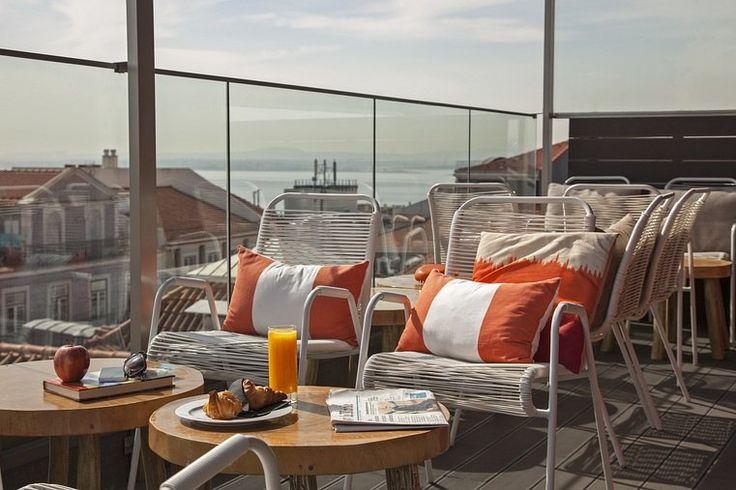 5 Sterne Hotel 9Hotel Mercy, Lissabon, Portugal   Escapio