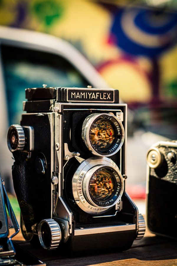 Mamiyaflex #vintage #camera