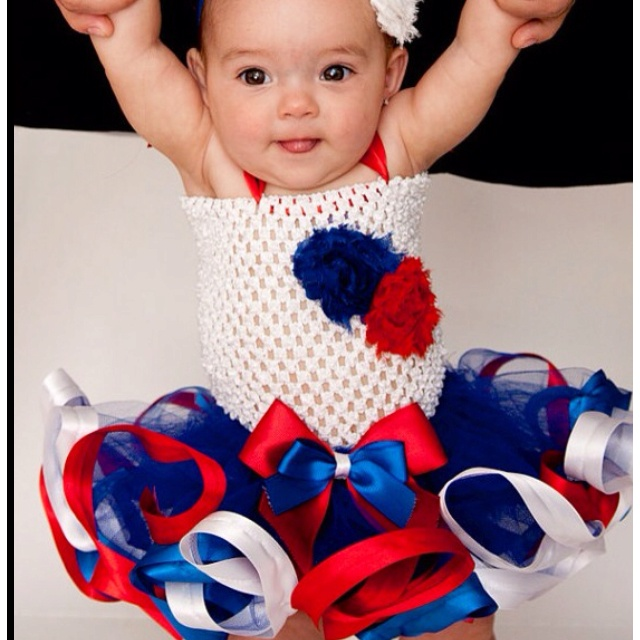 4th of July Dress/Tutu