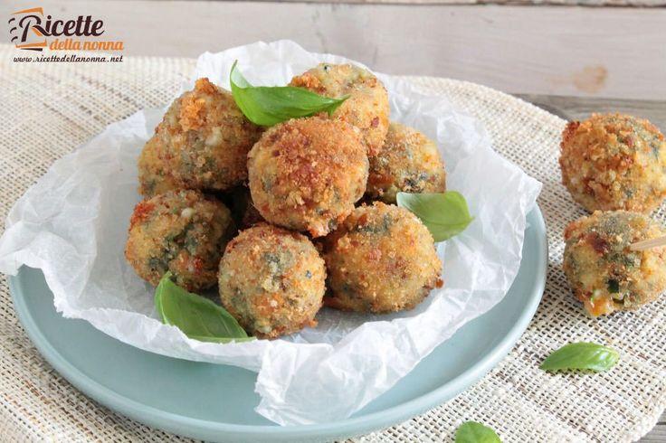 Polpette di verdure ricetta e foto