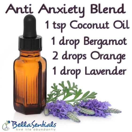 Anti Anxiety Essential Oil Blend Use in your BellaSentials Diffuser http://www.bellasential.com
