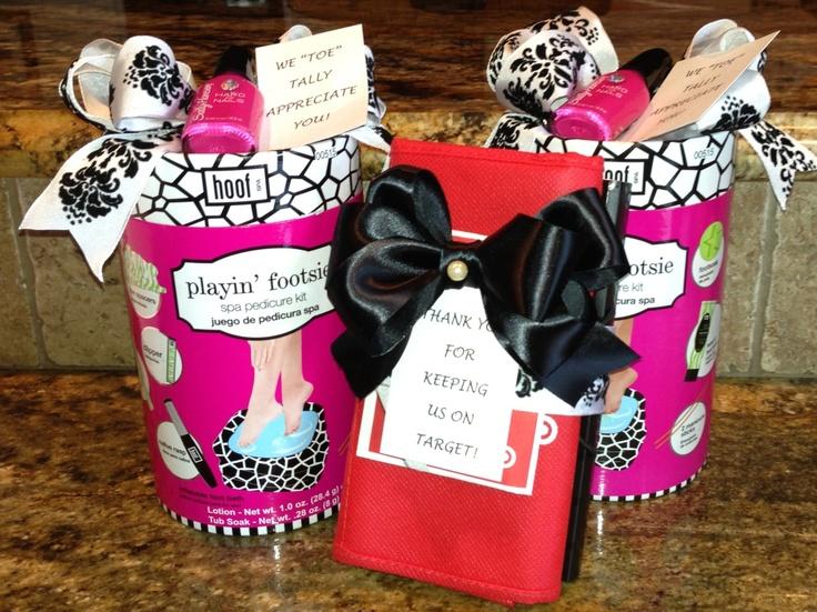 Teacher Appreciation Day Gift Ideas • Hoof Spa Pedicure