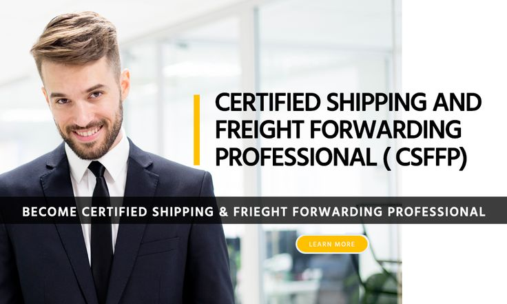 Become Certified Shipping and Freight Forwarding Professional. Learn more: http://www.blueoceanacademy.com/courses/shipping-freight-forwarding-professional.html