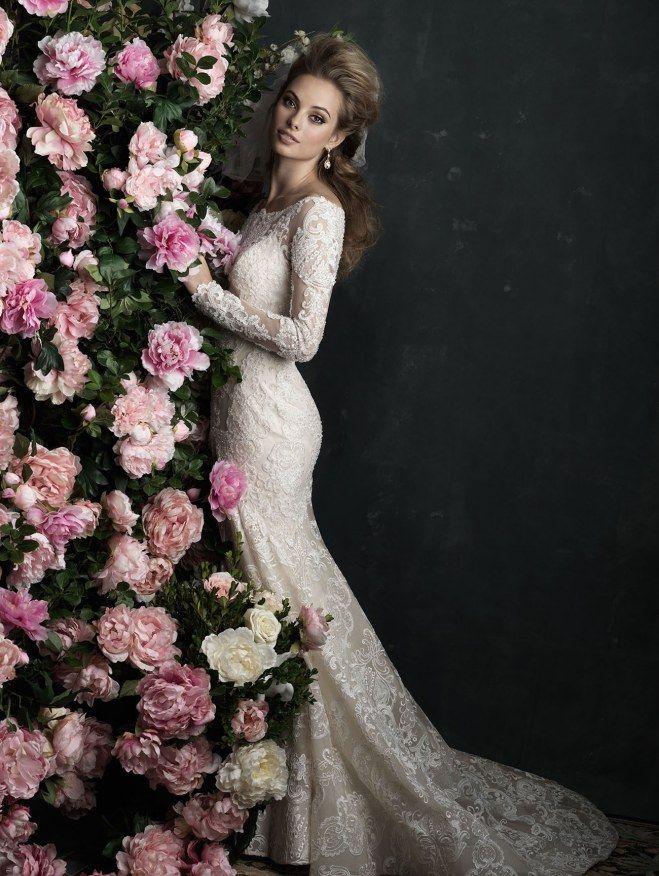 Brautkleider 2017: DAS sind die 100 schönsten Hochzeitskleider des neuen Jahres!