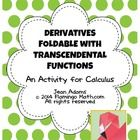 #sharethewealth #aneducatorslife Here is a great graphic organizer activity.  Students can review and drill themselves on the derivative rules for polynomials, trigonometric functions and other transcendental functions.  The activity can be self-directed or teacher-directed. Best of all, it's FREE!