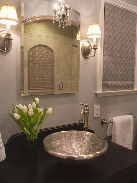 Hand Hammered Moroccan Sink Extraordinary Moroccan Decor Pinterest Hands And Sinks