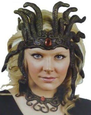 medusa headpiece au - Medusa Halloween Costume Kids