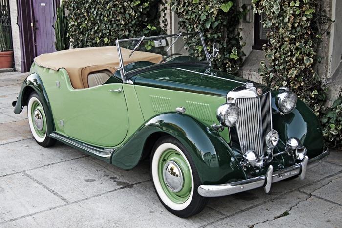 1947 MG YT
