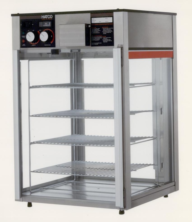 Our first Impulse Display Cabinet. Look where we're at now: www.hatcocorp.com