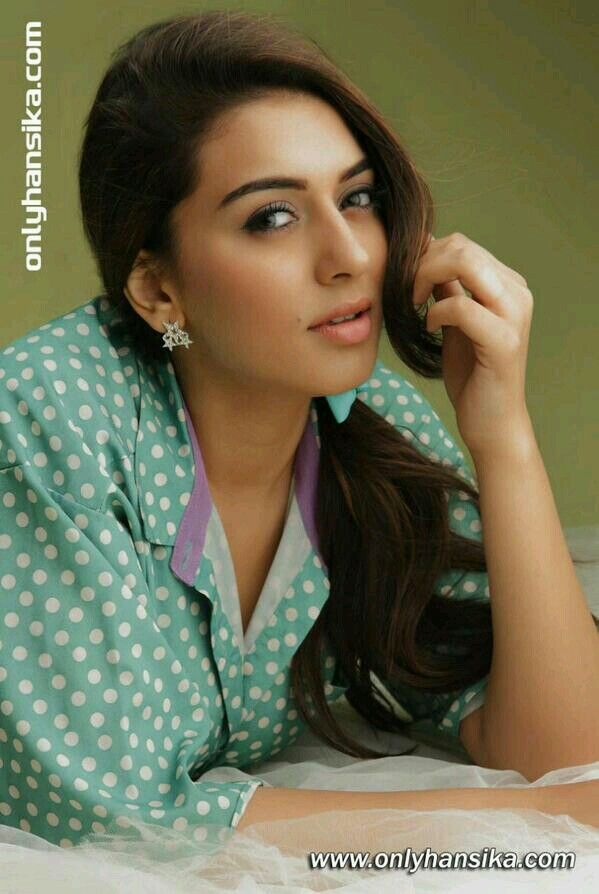 For More: www.onlyhansika.com