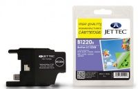 JetTec Brother LC-1220B Black Remanufactured Ink The Brother LC-1220B Black remanufactured Ink Cartridge by JetTec - B1220B is a JetTec branded remanufactured printer ink cartridge for Brother printers. They provide OEM style quality printing but at http://www.MightGet.com/february-2017-3/jettec-brother-lc-1220b-black-remanufactured-ink.asp