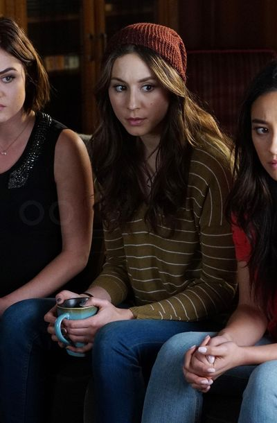 Spencer Hastings in Pretty Little Liars S06E08