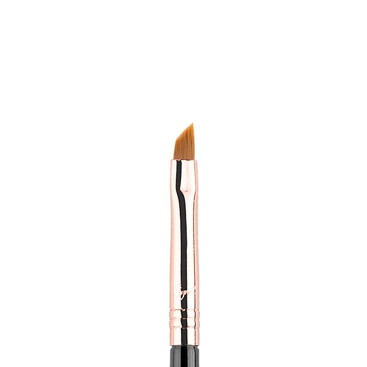 """E06 - Winged Liner Brush in copper - Use code """"Jaclyn"""" for 10% off"""