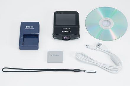 Canon VIXIA Mini Black Camcorder   Canon Online Store