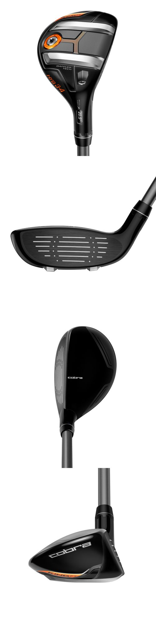 Golf Clubs 115280: New Cobra Golf King F7 Hybrid #2 3 Stiff Flex Black -> BUY IT NOW ONLY: $149.99 on eBay!