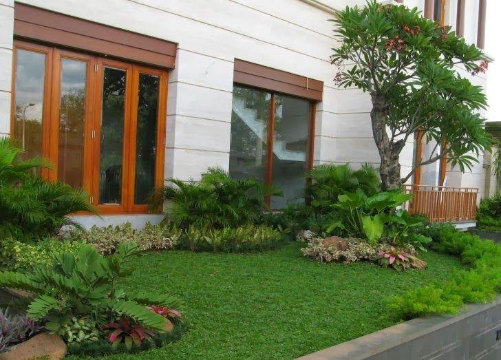 Minimalist Home Garden Design | Desain Taman Rumah Minimalis