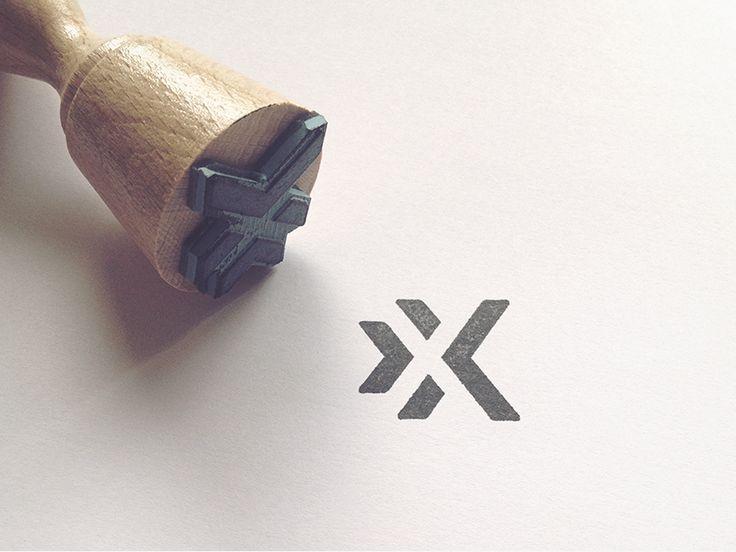 x-ion stamp by Jonas