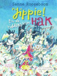 Jippie! En de ridders van Hak, nieuw ebook voor kinderen en onderwijs