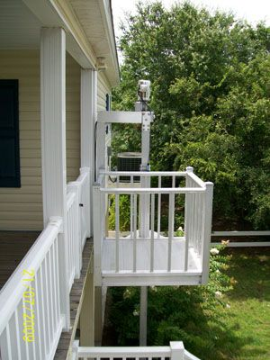 1000 images about cargo lifts on pinterest home for Beach house lifts