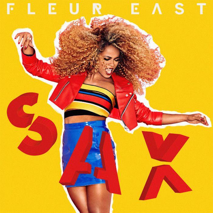 Fleur East –Sax   Yesterday, Fleur East... - she's amazing