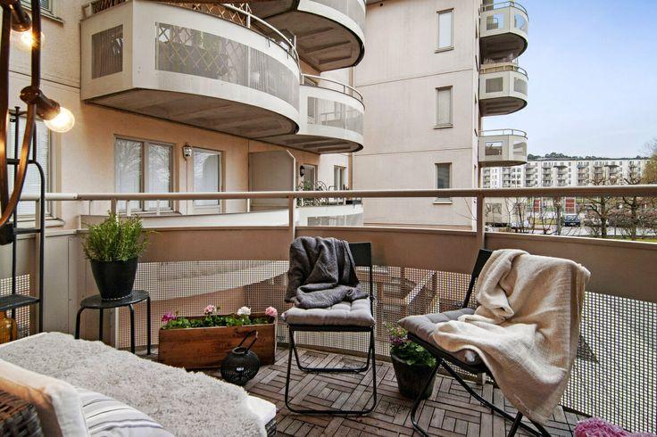 Balcony - Home of Madelene