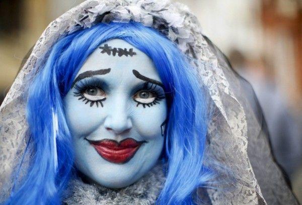 Women's costumes carnival clown ladies