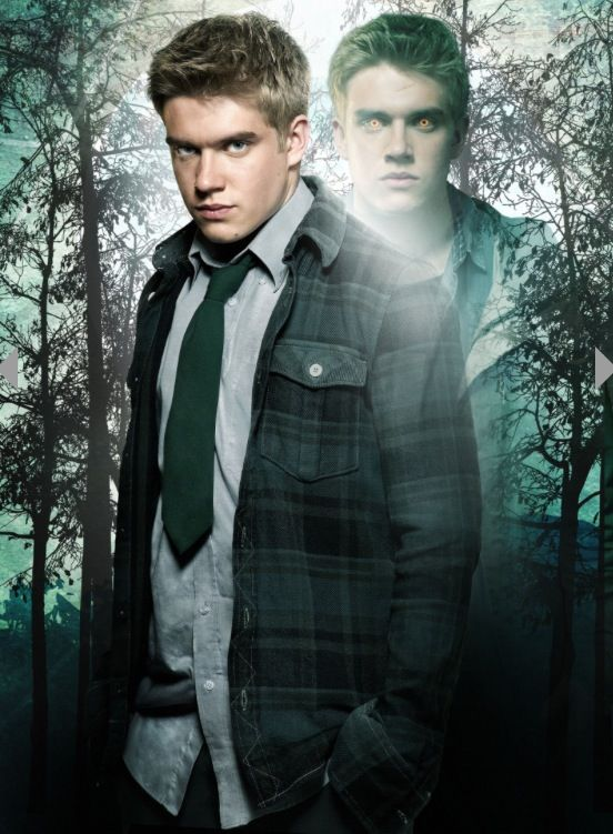 Bobby Lockwood from Wolfblood. An excellent series for middle graders!