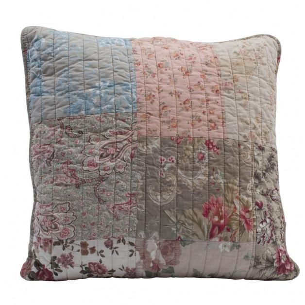 Floral cushion (excl filling)