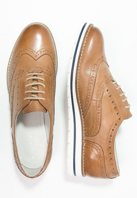 Schuhe Schnürer und cognacin cognacin 2019Zalando cognacin