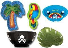 Click to see Dienbladen en Kommen, confetti, slingers, etcetera