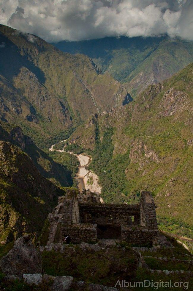 Rio Urubamba Machu Picchu