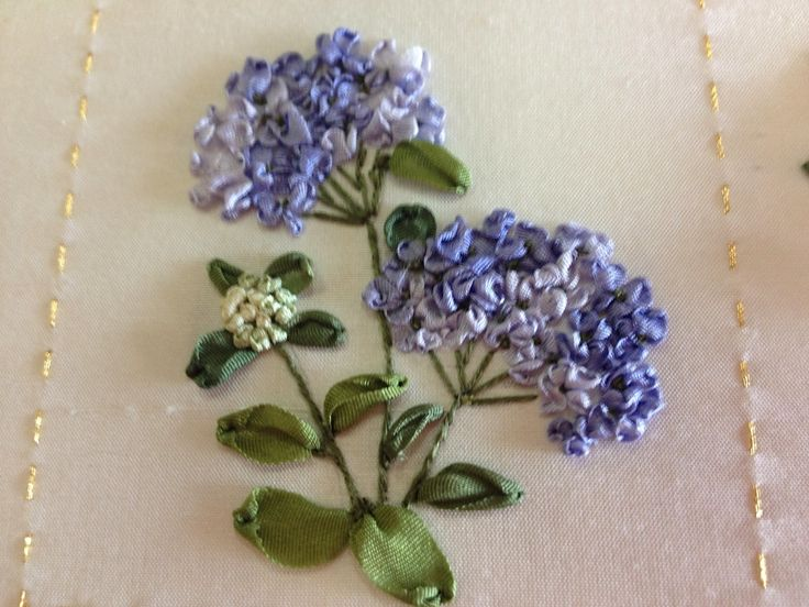 CLOSE UP OF HYDRANGEA'S FROM GARDEN PARTY