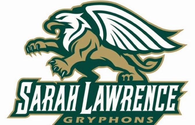 Gryphons, Sarah Lawrence College (Yonkers, New York) Div III, Skyline Conference #Gryphons #YonkersNewYork #NCAA (L10978)
