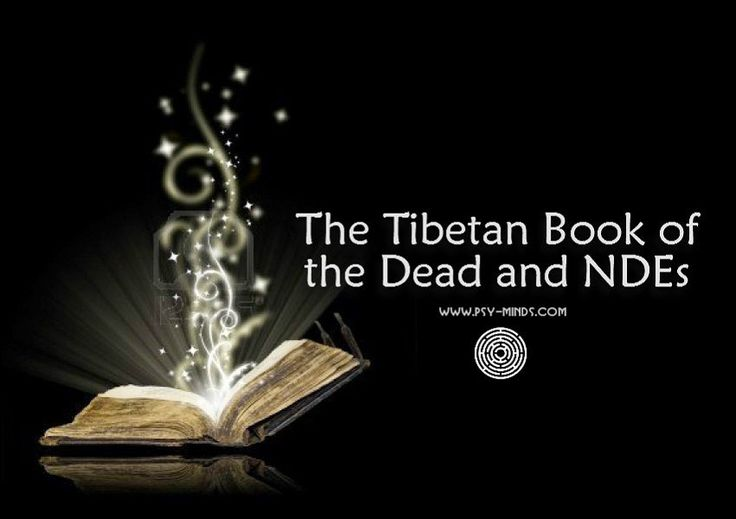 The Tibetan Book of the Dead and NDEs - @psyminds17