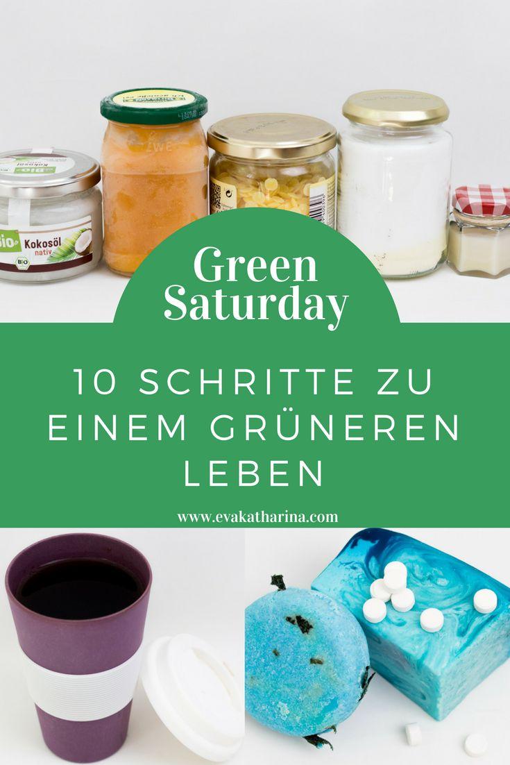 Wenn du dich entschieden hast umweltfreundlicher zu leben, habe ich hier 10 unkomplizierte Schritte zu einem grüneren Leben für dich.