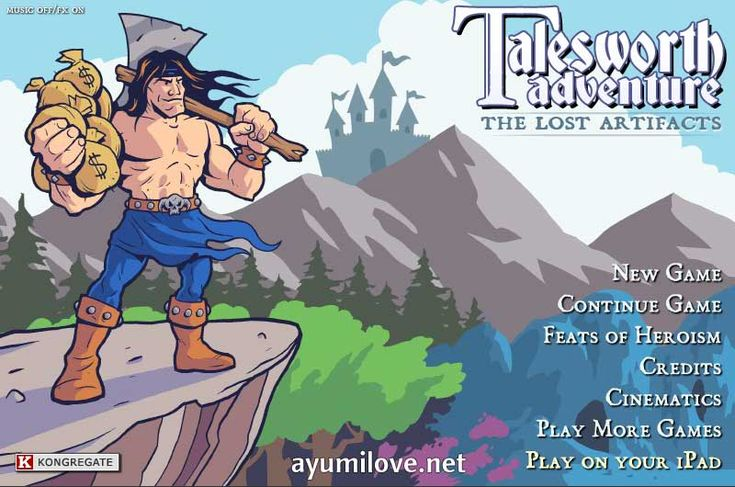 Talesworth Adventure: The Lost Artifacts Walkthrough Guide