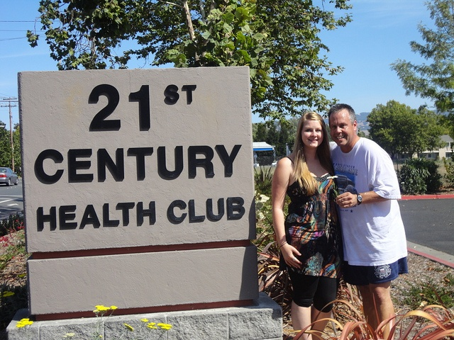21st Century Health Club, your 24 hour gym serving Cotati, Rohnert Park, Petaluma, and Santa Rosa. http://21stCenturyHealth... (707) 795-0400 Super! See This! http://all4betterlife.com