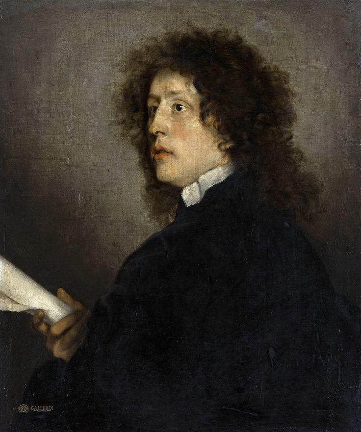 Ханнеман, Адриан - Мужской портрет. Маурицхёйс, Гаага