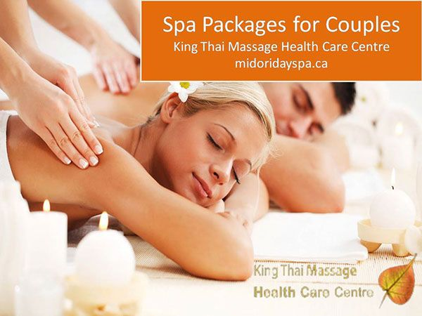 King Thai Massage Health Care Centre Brings You Some Special
