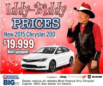 rebates incentives automobiles srz illustrated special deals lease chrysler offers