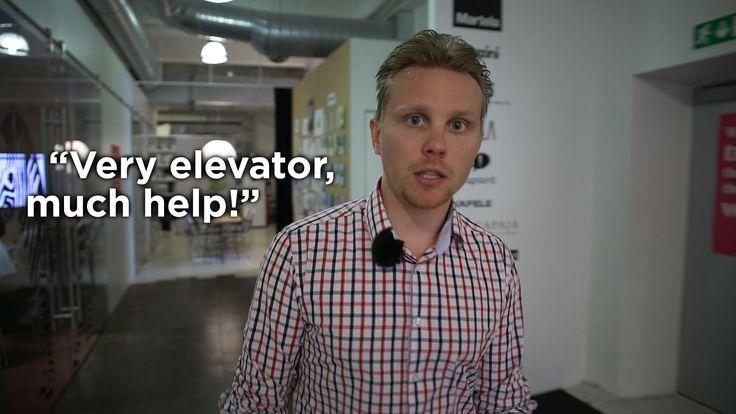 Go:group - Very elevator, much help!