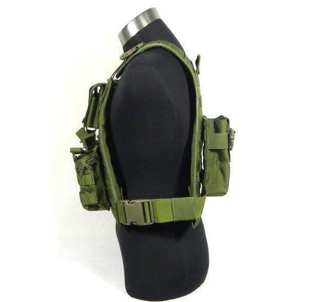 Военный тактический жилет молл 1000D CORDURA MBSS стиль несущей пластине w / 7 pouches ( оп ) спортивный жилет