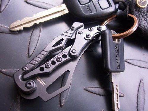 Amazon | S.R. トランスフォーマー 折りたたみナイフ 独特な造形、革新的な操作方式、伝統の考え方を打ち破って | フォールディングナイフ | スポーツ&アウトドア