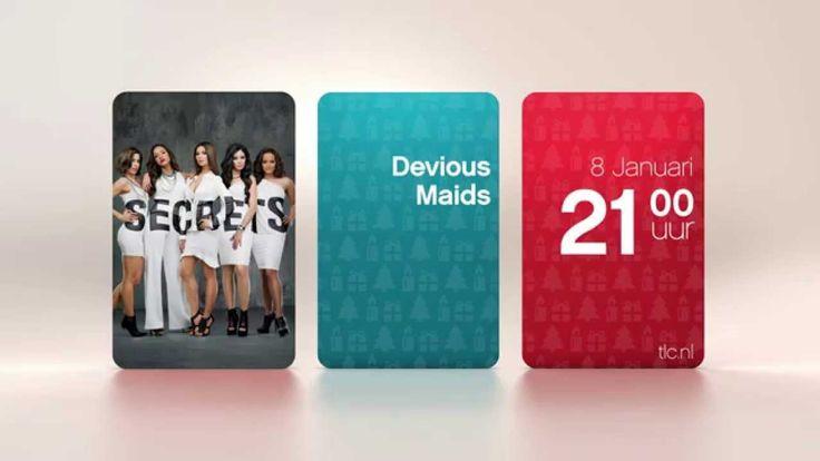 Nieuwe intriges en nieuwe geheimen voor de dienstmeisjes van Devious Maids. Seizoen 2 vanaf 8 januari iedere donderdag om 21:00 uur op TLC