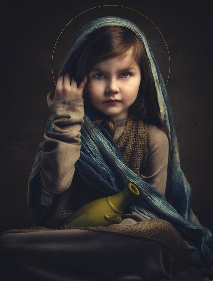 Child Mary by kristynbrownphoto on Etsy https://www.etsy.com/listing/489208008/child-mary