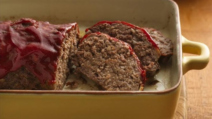 Dig into meat loaf  like you find in your local diner, homemade and partnered with mashed potatoes and gravy.